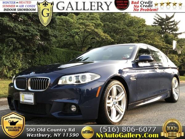 2016 BMW 5 Series in Westbury, NY