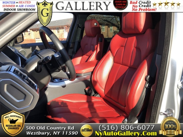 2016 Land Rover Range Rover Sport in Westbury, NY