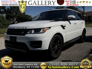 2017 Land Rover Range Sport V6 Supercharged Se For In Westbury Ny