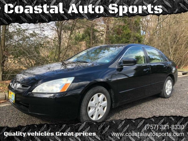2004 Honda Accord in Chesapeake, VA