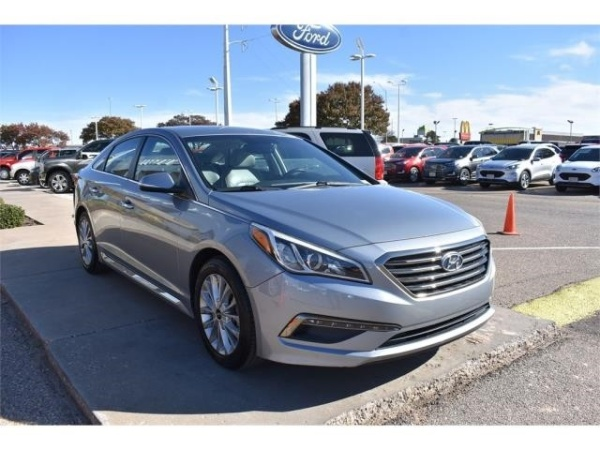 2015 Hyundai Sonata in Lubbock, TX
