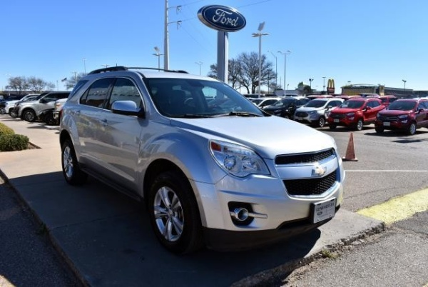 2015 Chevrolet Equinox in Lubbock, TX