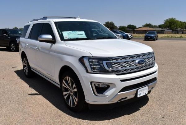 2020 Ford Expedition in Lubbock, TX