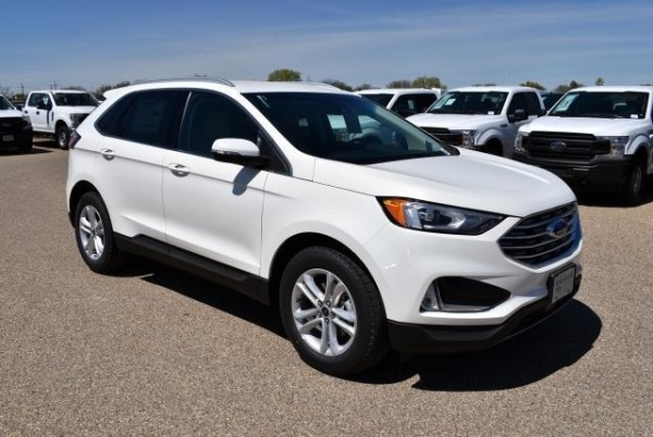 2020 Ford Edge in Lubbock, TX