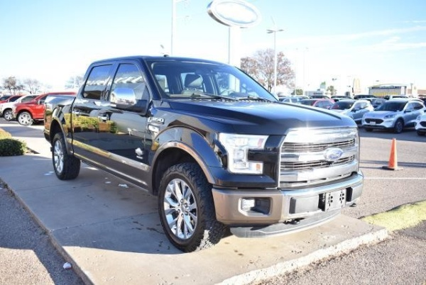 2016 Ford F-150 in Lubbock, TX