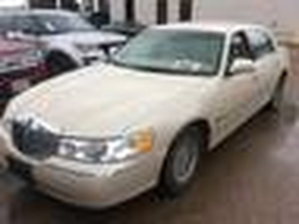 1999 Lincoln Town Car Cartier For Sale In Lubbock Tx Truecar