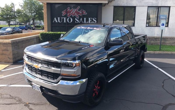 2018 Chevrolet Silverado 1500 in Chesapeake, VA