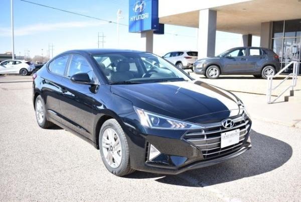2020 Hyundai Elantra in Lubbock, TX
