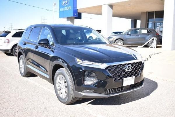 2020 Hyundai Santa Fe in Lubbock, TX