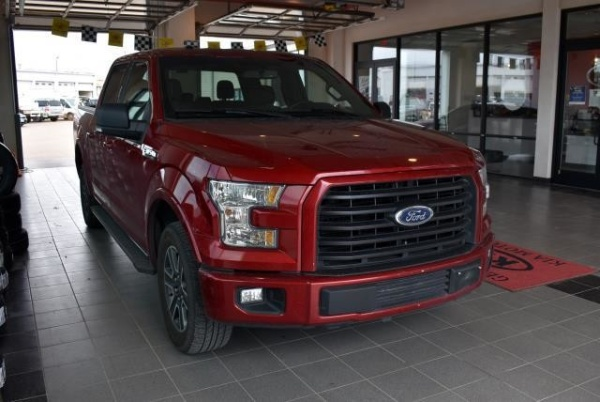 2015 Ford F-150 in Lubbock, TX