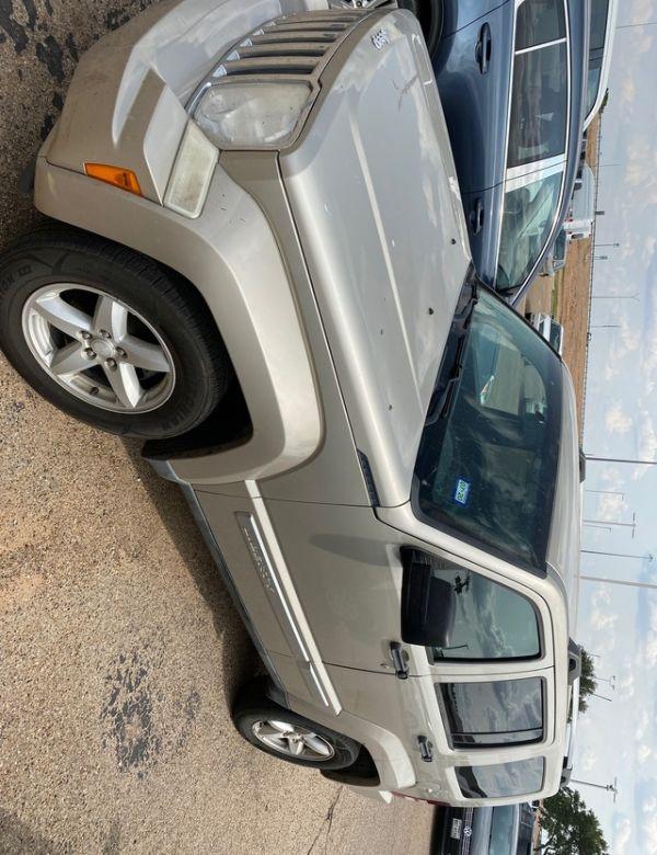 2011 Jeep Liberty Limited