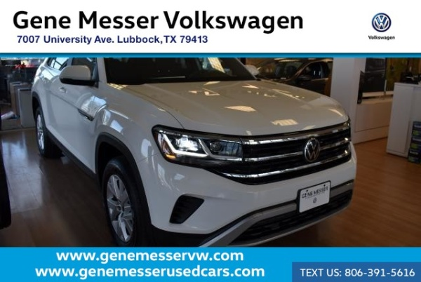 2020 Volkswagen Atlas Cross Sport in Lubbock, TX