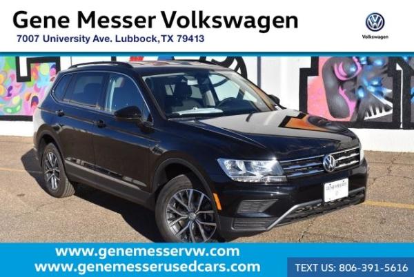 2020 Volkswagen Tiguan in Lubbock, TX