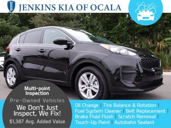 2018 Kia Sportage in Ocala, FL