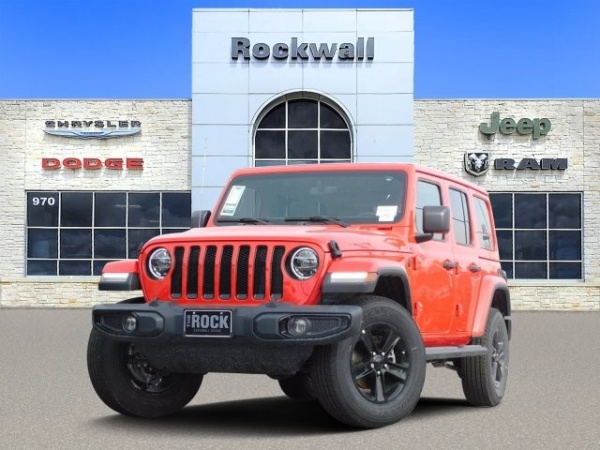2020 Jeep Wrangler in Rockwall, TX