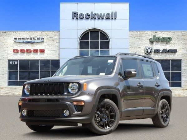 2020 Jeep Renegade in Rockwall, TX