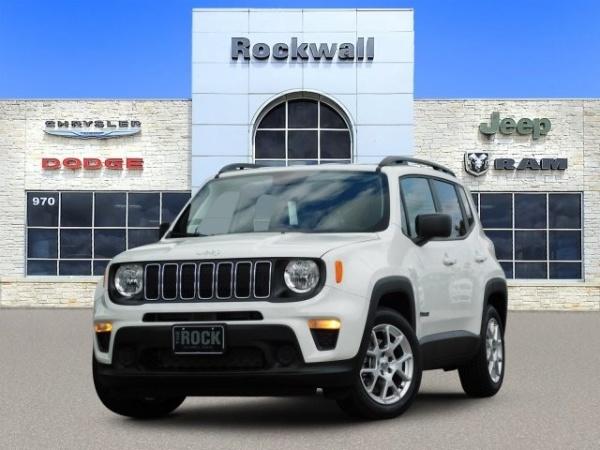 2019 Jeep Renegade in Rockwall, TX