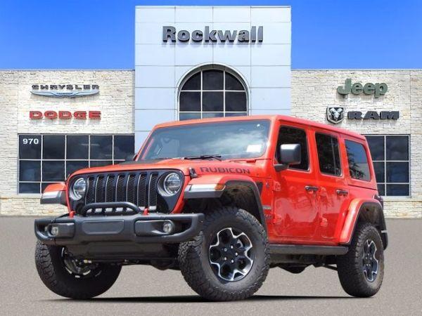2020 Jeep Wrangler in Rockwall, TX