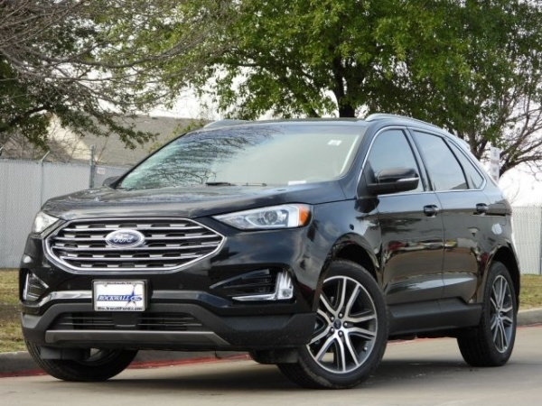 2020 Ford Edge in Rockwall, TX