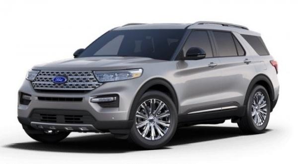 2020 Ford Explorer in Rockwall, TX