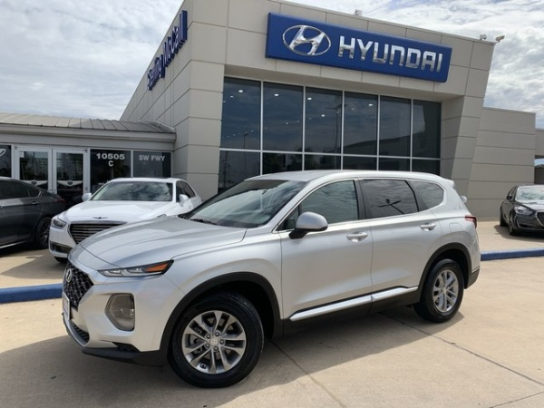 2019 Hyundai Santa Fe in Houston, TX