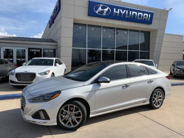 2019 Hyundai Sonata in Houston, TX