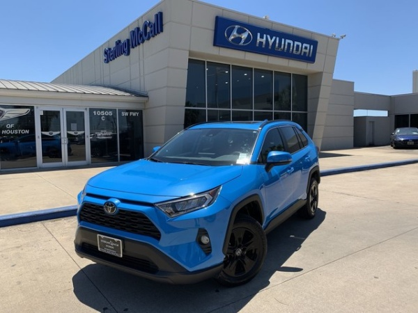 2019 Toyota RAV4 in Houston, TX