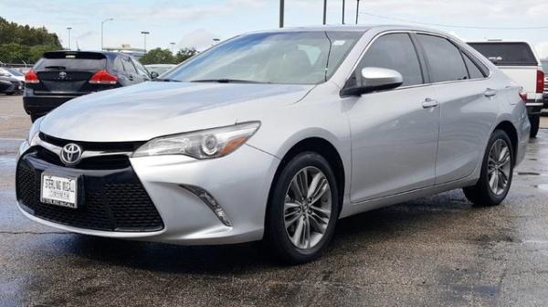 2017 Toyota Camry in Houston, TX