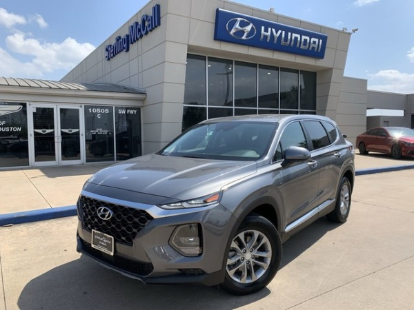 2019 Hyundai Santa Fe in Houston, TX
