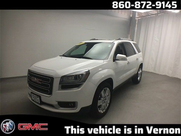 2017 GMC Acadia Limited in Vernon, CT
