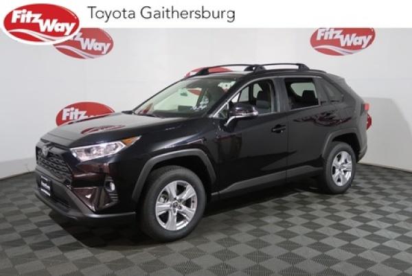 2020 Toyota RAV4 in Gaithersburg, MD