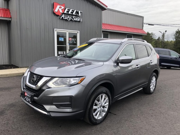 2018 Nissan Rogue in Orwell, OH