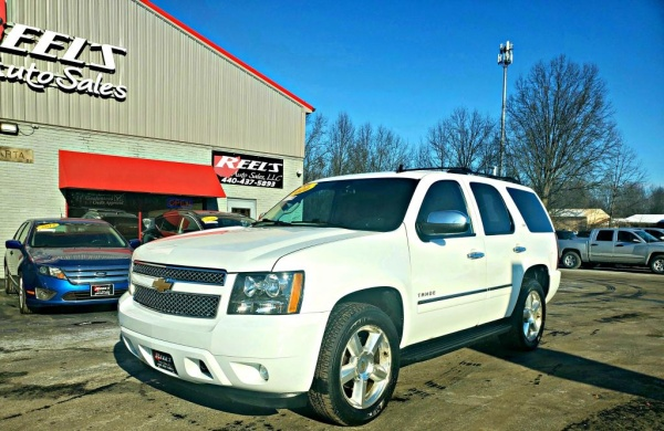 2010 Chevrolet Tahoe in Orwell, OH