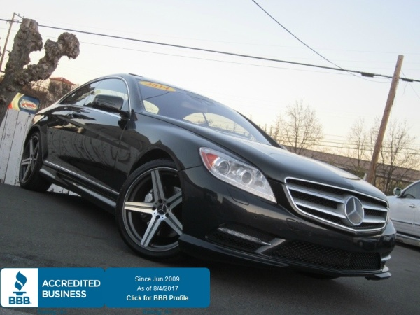 2014 Mercedes-Benz CL