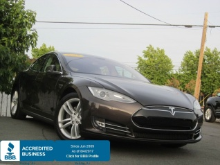 Used tesla model s for sale california