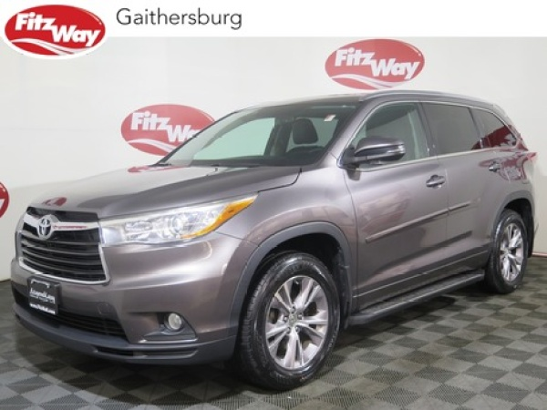 2015 Toyota Highlander in Gaithersburg, MD