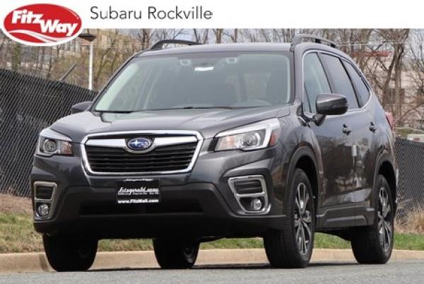 2020 Subaru Forester in Rockville, MD