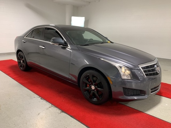 2013 Cadillac ATS Luxury Sedan 3 6 AWD For Sale in Merriam