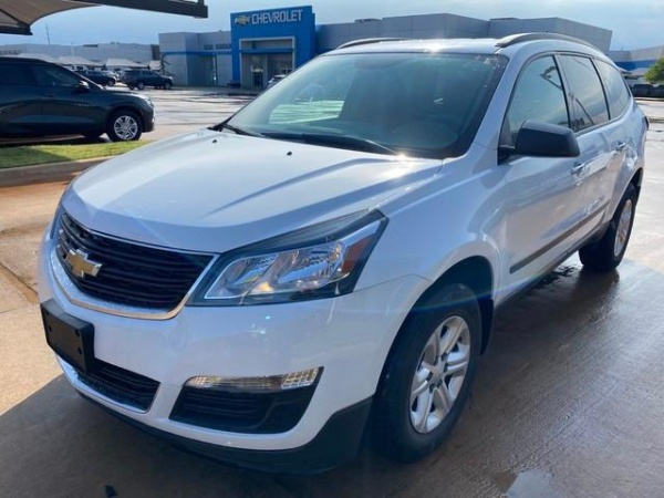 2016 Chevrolet Traverse in Oklahoma City, OK