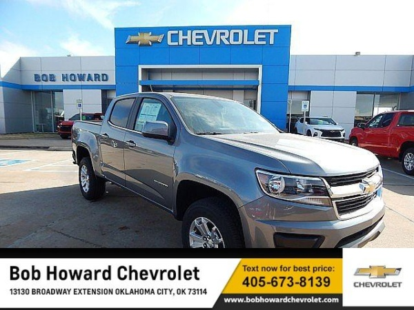 2020 Chevrolet Colorado in Oklahoma City, OK