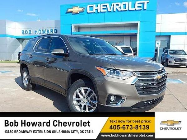 2020 Chevrolet Traverse in Oklahoma City, OK