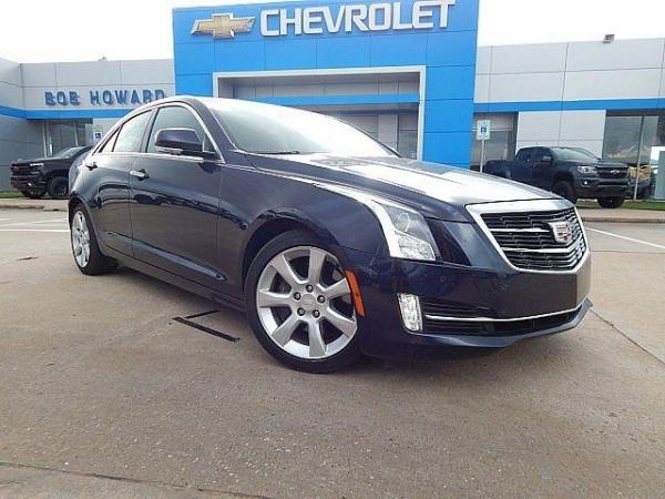2015 Cadillac ATS 3.6L Performance