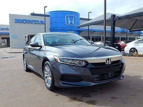 2020 Honda Accord in Oklahoma City, OK