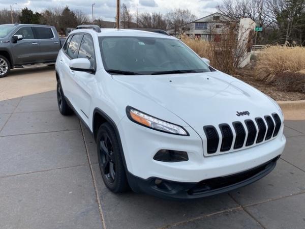 2015 Jeep Cherokee in Oklahoma City, OK
