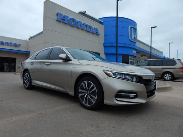 2019 Honda Accord in Oklahoma City, OK