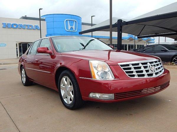 2007 Cadillac DTS in Oklahoma City, OK