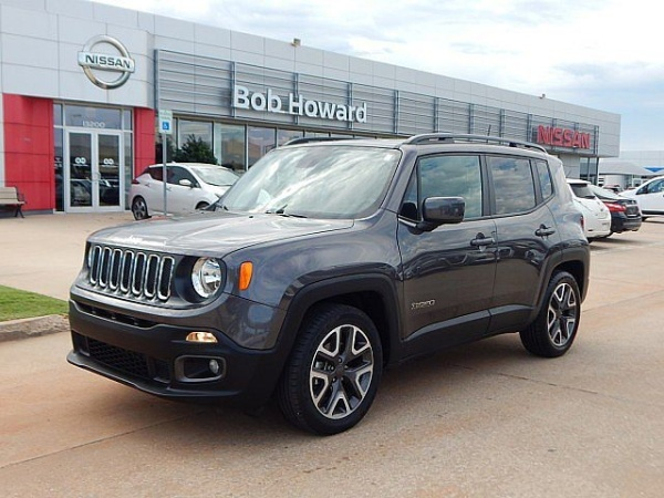 2018 Jeep Renegade in Oklahoma City, OK