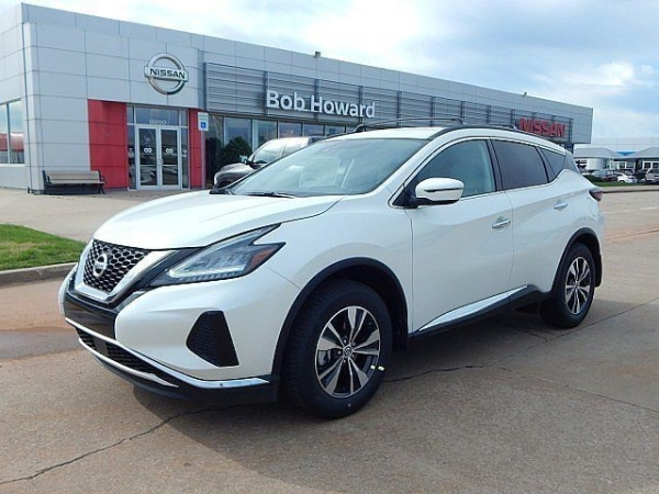 2020 Nissan Murano in Oklahoma City, OK