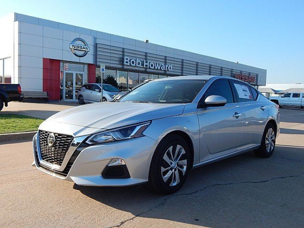 2020 Nissan Altima in Oklahoma City, OK