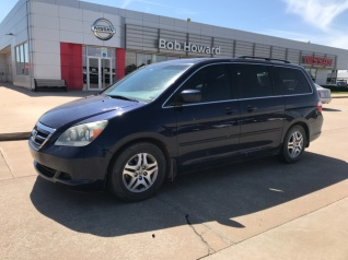 0f23fae58e 2006 Honda Odyssey EX-L with Navigation Rear Entertainment System for Sale  in Oklahoma